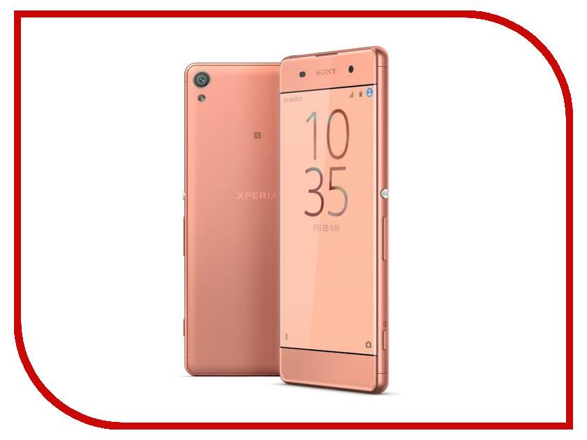 Сотовый телефон Sony F3111 Xperia XA Rose Gold<br>
