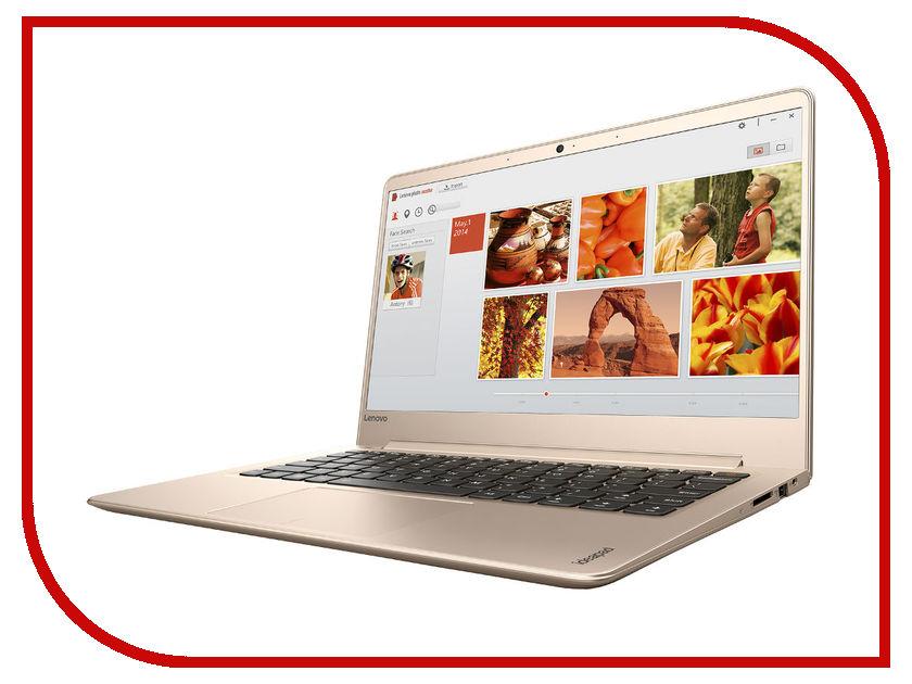 Ноутбук Lenovo IdeaPad 710S-13ISK 80SW0067RK Gold Intel Core i7-6560U 2.2 GHz/16384Mb/512Gb/No ODD/Intel Iris Graphics 540/Wi-Fi/Bluetooth/Cam/13.3/1920x1080/Windows 10<br>