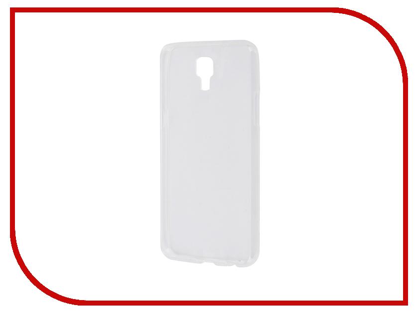Аксессуар Чехол LG X View / X Screen iBox Crystal Transparent<br>