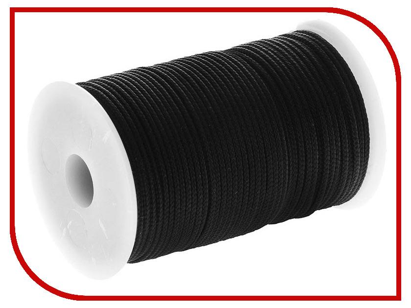 Шнур полиамидный Solaris S6301 1.2mm x 70m Black