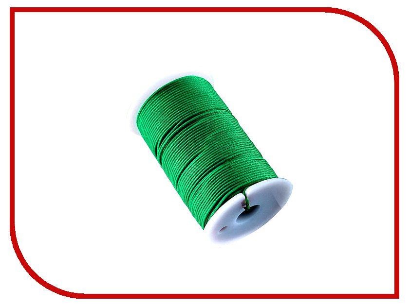 Шнур полиамидный Solaris S6301 1.2mm x 70m Green