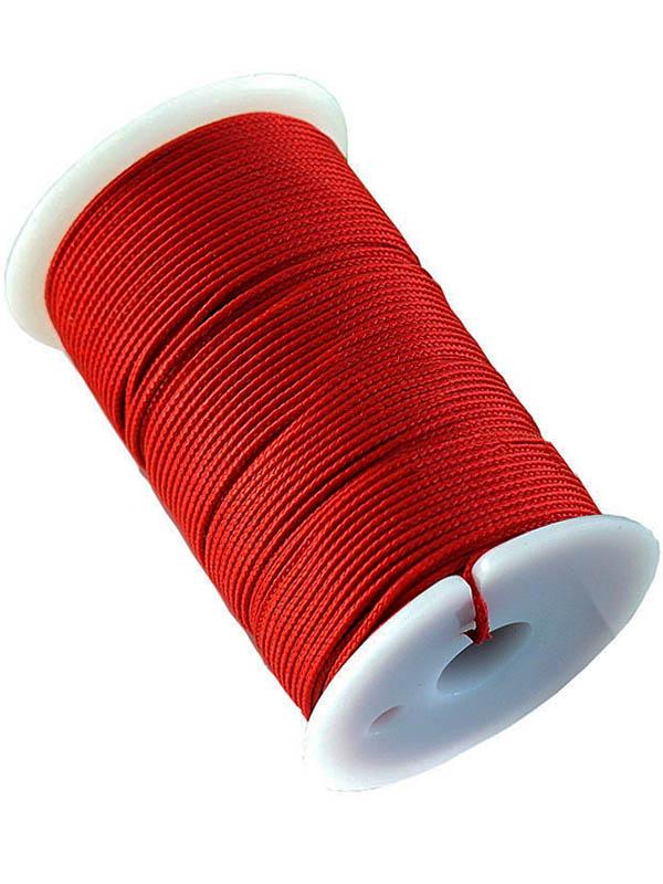 Шнур полиамидный Solaris S6302 1.8mm x 40m Red