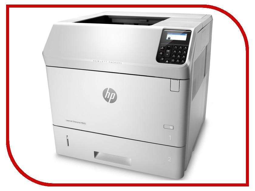 Принтер HP LaserJet Enterprise 600 M605dn<br>