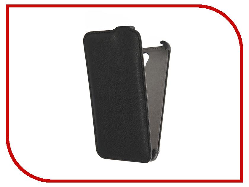 ��������� ����� Lenovo A859 Activ Flip Case Leather Black 40831