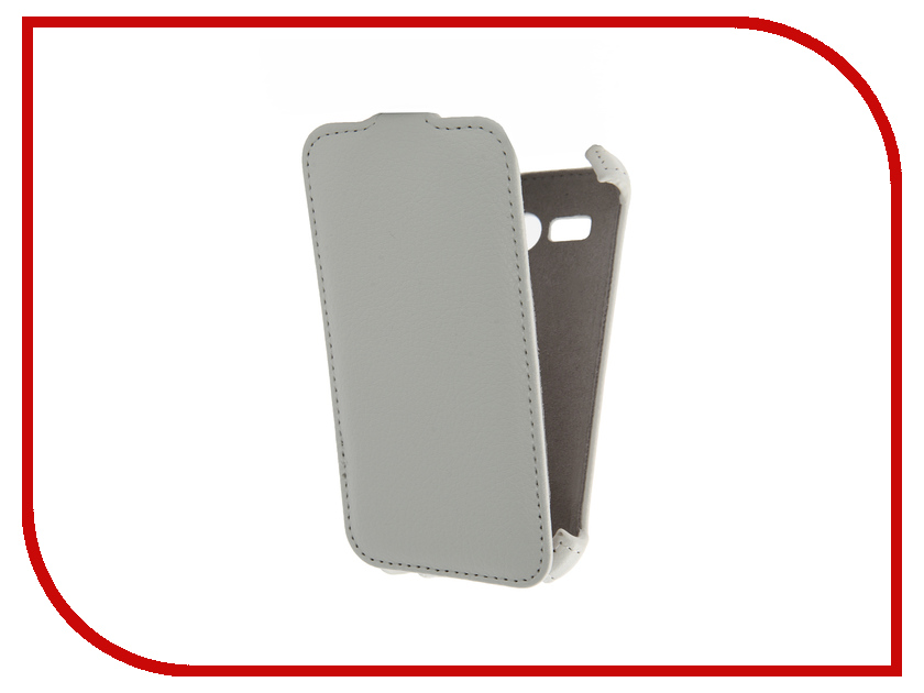 Аксессуар Чехол Lenovo A316 Activ Flip Case Leather White 41608 аксессуар чехол lenovo ideatab s6000 g case executive white