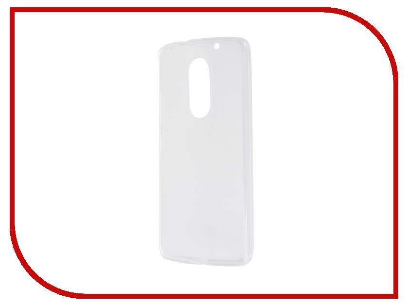 Аксессуар Чехол Lenovo Vibe X3 Activ Silicone Mat White 57735<br>