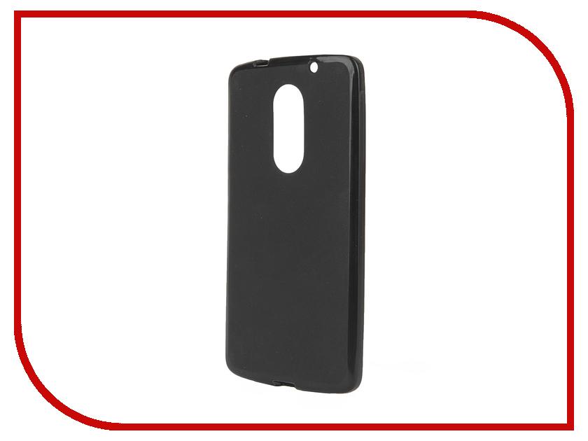 Аксессуар Чехол Lenovo Vibe X3 Activ Silicone Mat Black 57734<br>