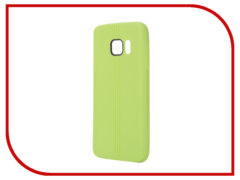 Аксессуар Чехол Samsung Galaxy S7 Soft Protective Back Case Cover Apres Green<br>
