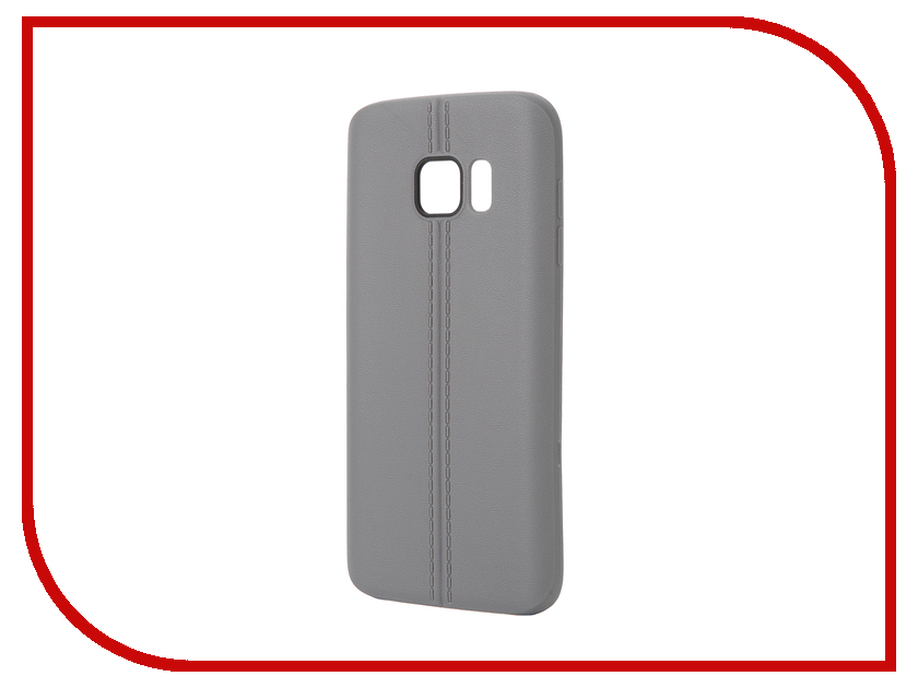 Аксессуар Чехол Samsung Galaxy S7 Soft Protective Back Case Cover Apres Gray<br>