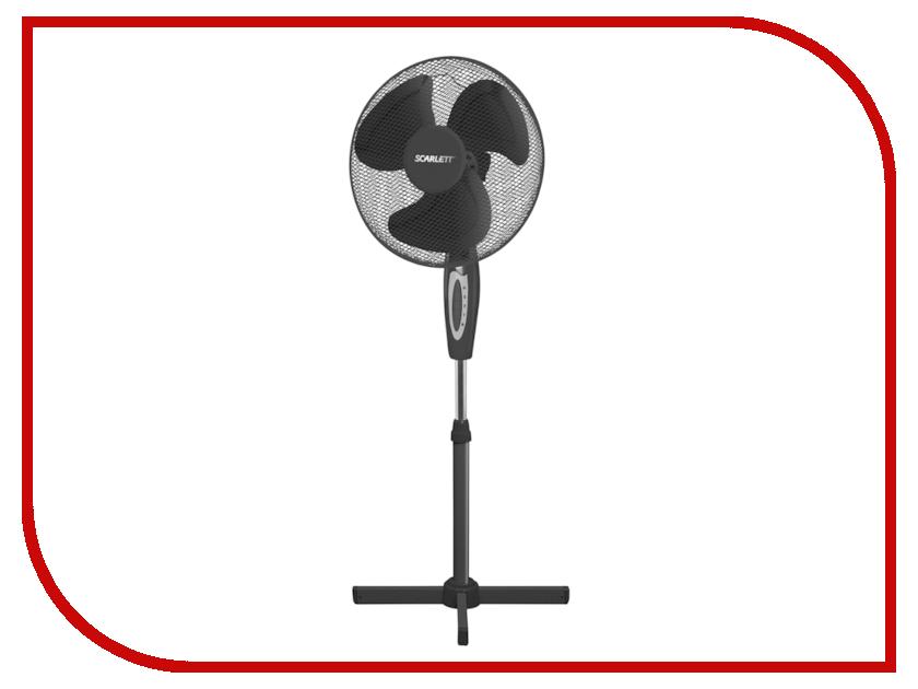 Вентилятор Scarlett SC-SF111B03/04 Black вентилятор skiff sf 4002
