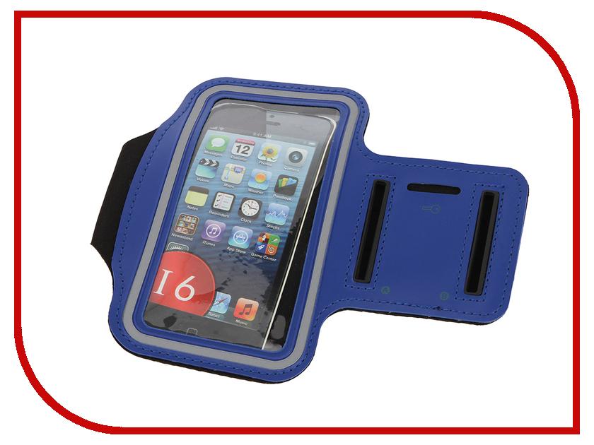 Аксессуар Чехол Apres Smart Sport Armband для iPhone 6 / 6S 4.7 Dark Blue