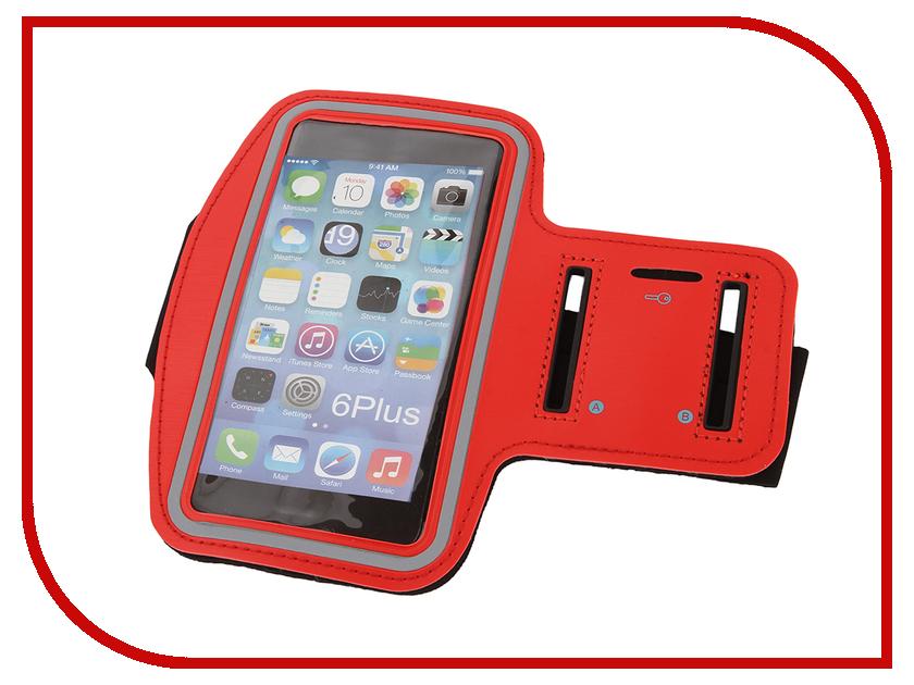 Аксессуар Чехол Apres Smart Sport Armband для iPhone 6 Plus / 6S Plus 5.5 Red<br>