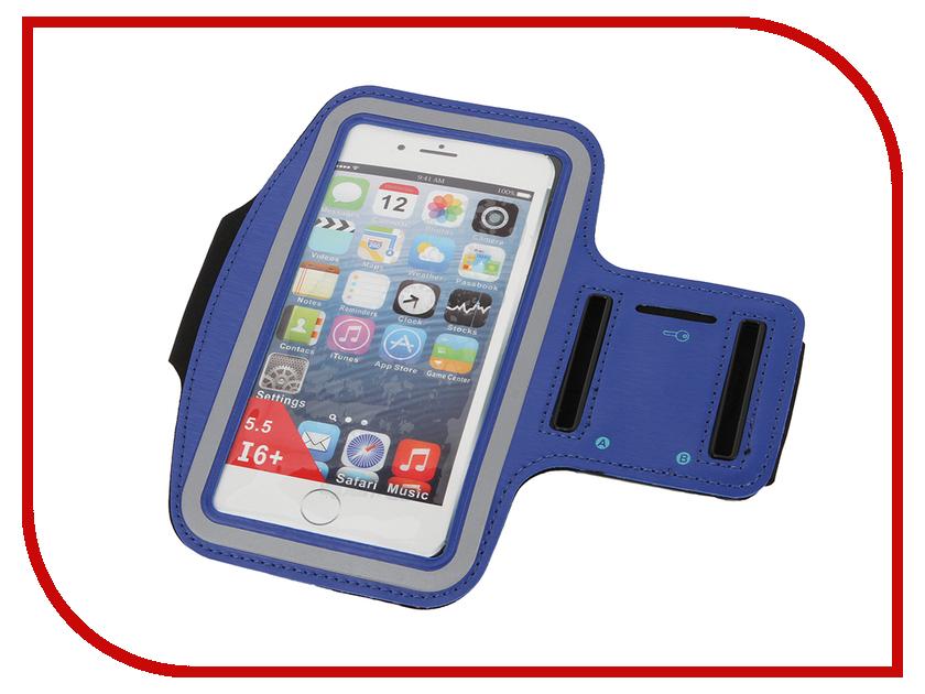 Аксессуар Чехол Apres Smart Sport Armband для iPhone 6 Plus / 6S Plus 5.5 Dark Blue
