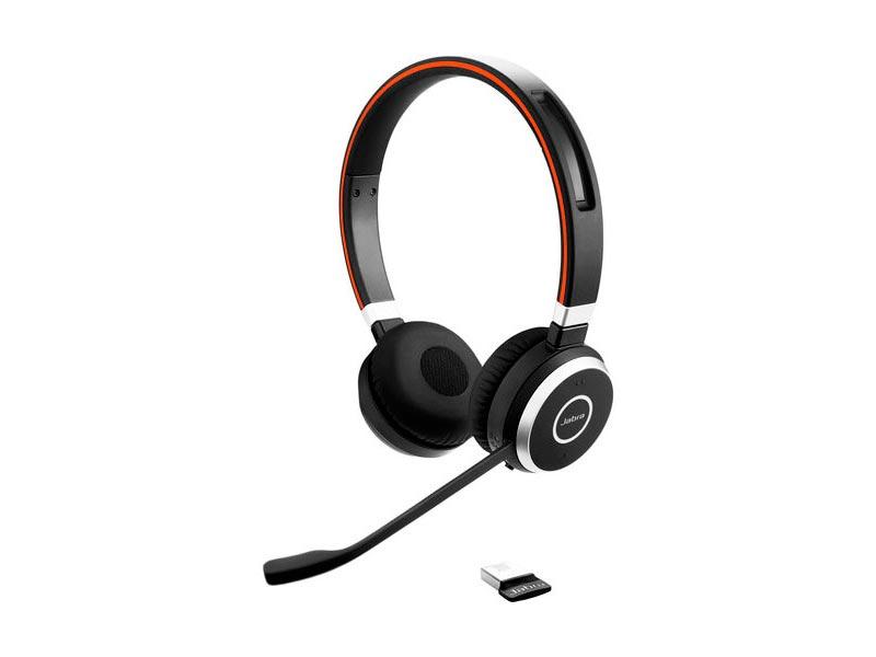 Наушники Jabra Evolve 65 MS Stereo 6599-823-309