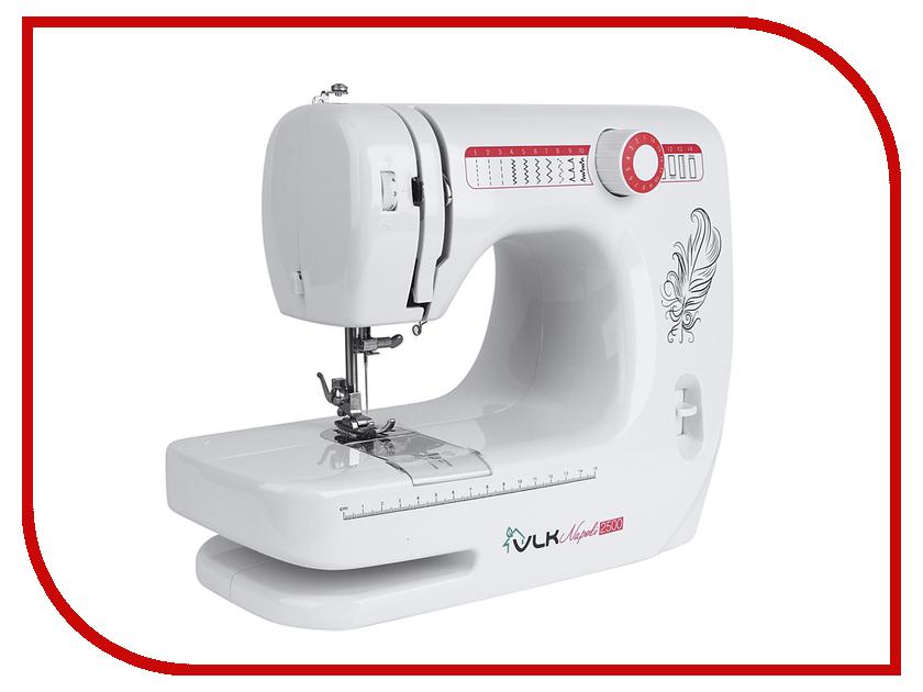 Швейная машинка Kromax VLK Napoli 2500 швейная машинка vlk napoli 2400