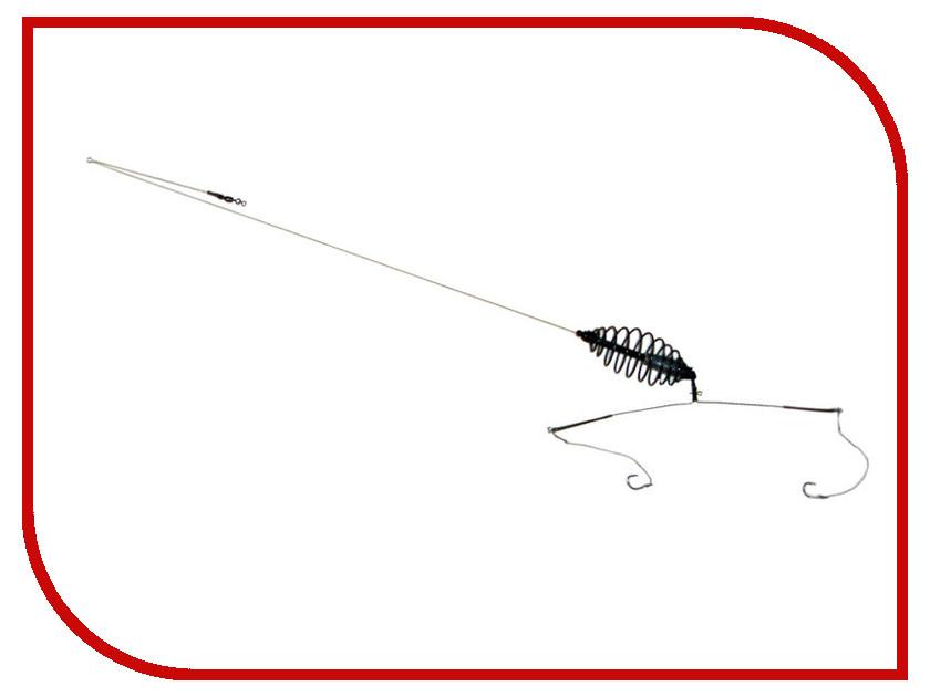 Кормушка Deepriver Лиман 2 №4 35гр тест 7кг DM01-035-G04