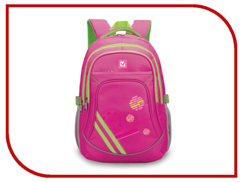 Рюкзак Brauberg Pink-Light-Green 225526