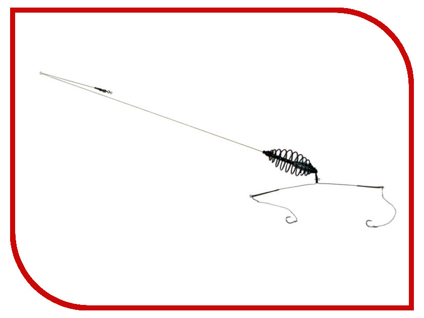 Кормушка Deepriver Лиман 2 №6 15гр тест 5кг DM01-015-G06