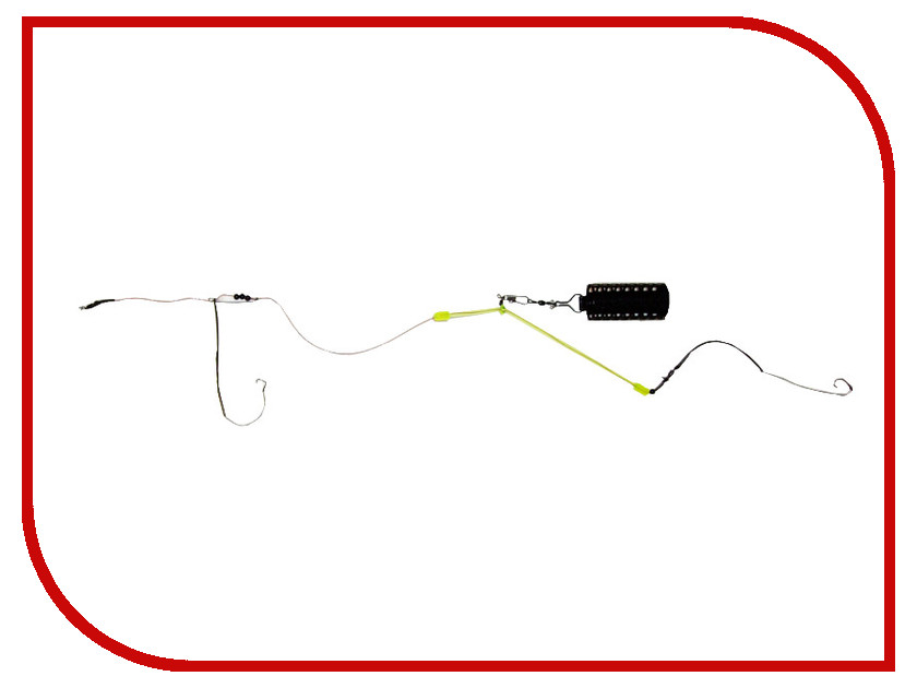Кормушка Deepriver №4 Green DG-0P12-G04