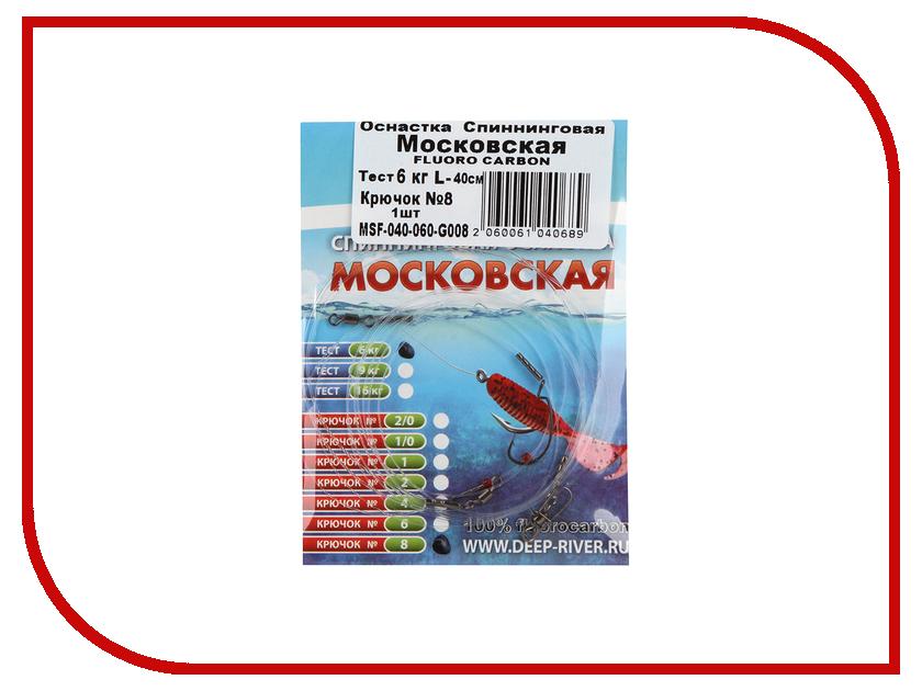 Поводок Deepriver MSF-040-060-G008 mystery msf 2403