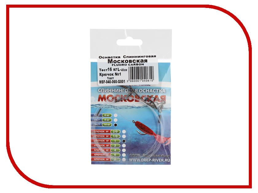 Поводок Deepriver MSF-040-060-G001 mystery msf 2403
