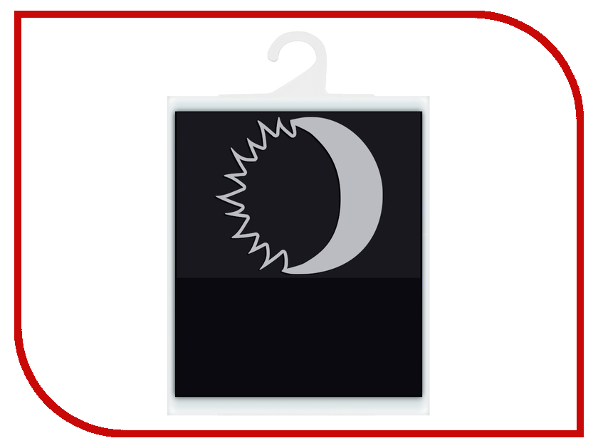 Светоотражатель Cova Мешок для обуви Луна 36х48см Black 333-243