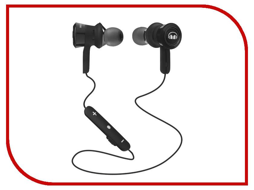 Гарнитура Monster Clarity HD Bluetooth Black 137030-00<br>