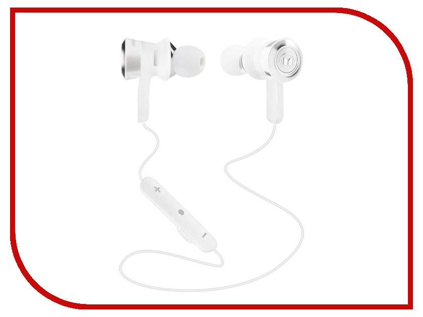 Гарнитура Monster Clarity HD Bluetooth White 137031-00<br>
