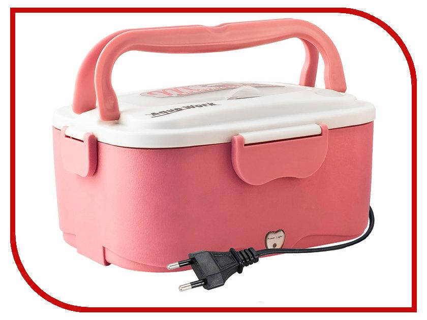 Ланч-бокс Aqua Work C5 220В Pink