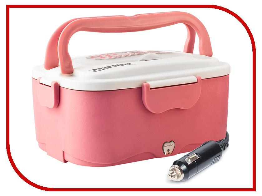 Ланч-бокс Aqua Work C5 12В Pink<br>