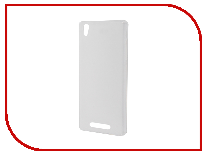 Аксессуар Чехол для Philips V787 SkinBox Shield Silicone Transparent T-S-PV787-005