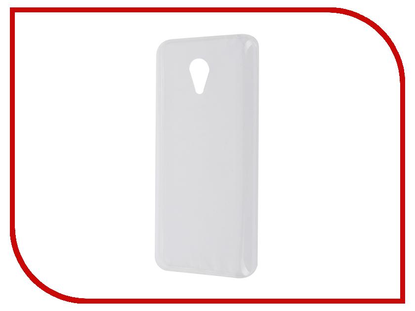 ��������� ����� LG K8 SkinBox Slim Silicone Transparent T-S-LK8-006