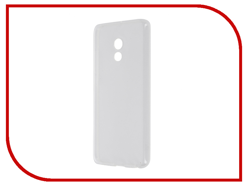 Аксессуар Чехол Meizu Pro 6 SkinBox Slim Silicone Transparent T-S-MP6-006<br>