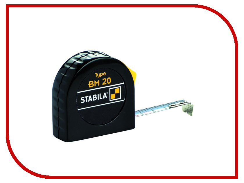 Рулетка STABILA BM 20 16446