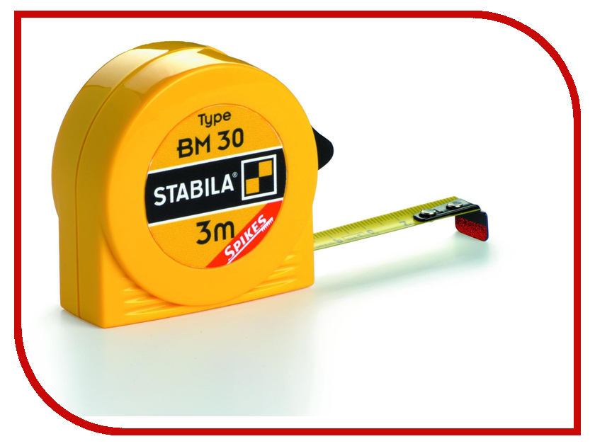 Рулетка STABILA BM 30 SP 16450
