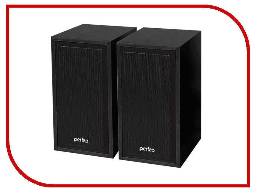 Колонки Perfeo Cabinet Black PF-84-BK