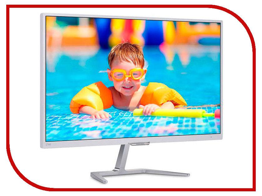 Монитор Philips 276E7QDSW/01 White монитор philips 247e6edaw white