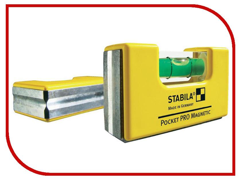 Уровень STABILA Pocket PRO Magnetic 17768 уровень stabila 70mas 14111