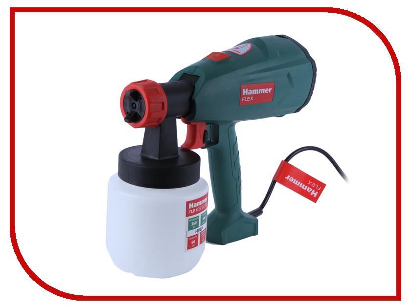 Краскораспылитель Hammer PRZ350 Flex краскопульт hammer flex prz350
