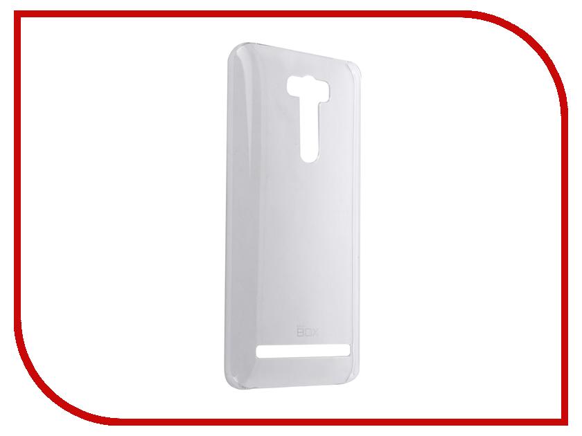 Аксессуар Чехол ASUS ZenFone Laser 2 ZE601KL SkinBox Crystal 4People Transparent T-S-AZE601KL-007<br>