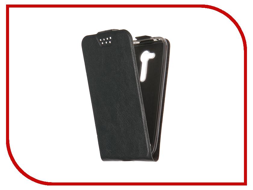 Аксессуар Чехол ASUS ZenFone Go ZB452KG SkinBox Slim Black T-F-AZB452KG<br>