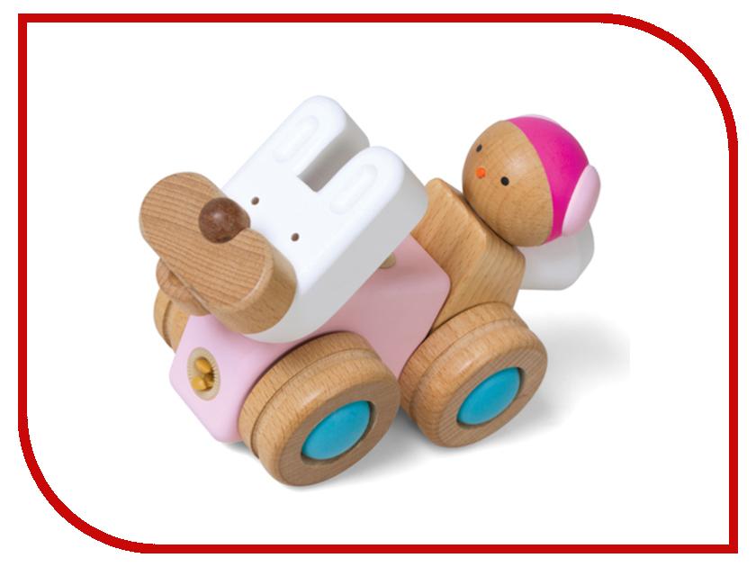 Игрушка Конструктор EQB CAR-BUNNY Кролик<br>