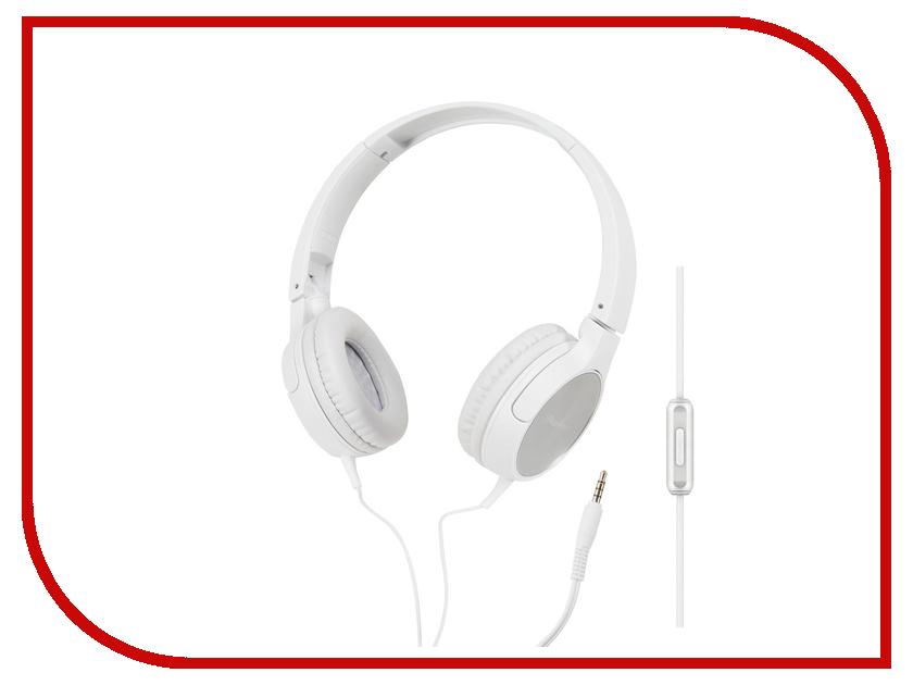 Гарнитура Pioneer SE-MJ522T-W White<br>