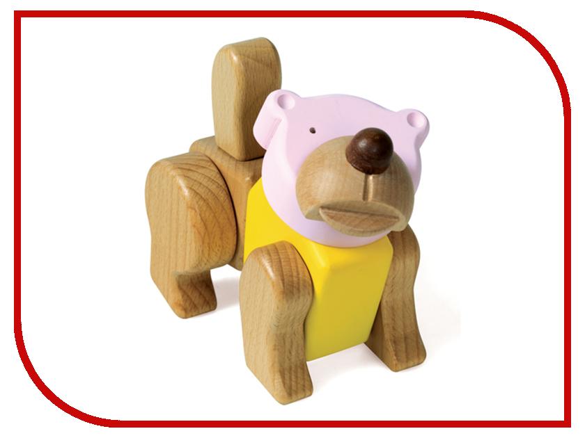 Конструктор EQB ZOO-BEAR Медведь