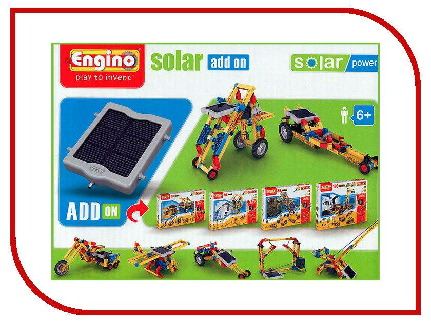 Игрушка Конструктор Engino S40 - Дополнительная солнечная батарея<br>