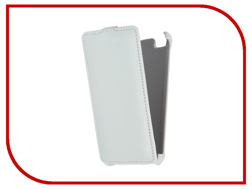 Аксессуар Чехол-флип Xiaomi Mi4i / Mi4c Gecko White GG-F-XMMI4-WH<br>