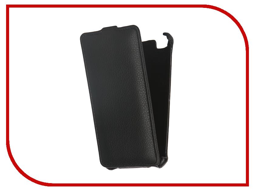 ��������� �����-���� Xiaomi Mi4i / Mi4c Gecko Black GG-F-XMMI4-BL