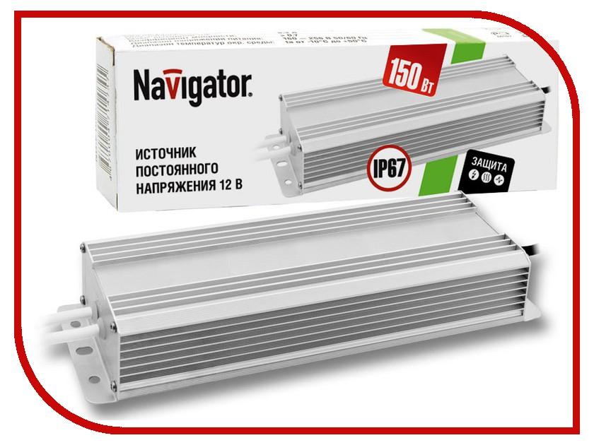 Блок питания Navigator 71 474 ND-P150-IP67-12V