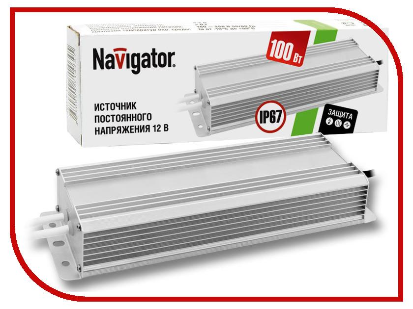Блок питания Navigator 71 473 ND-P100-IP67-12V