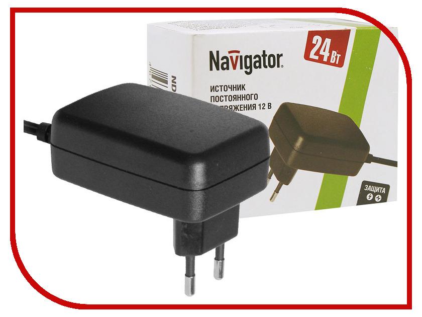 Блок питания Navigator 71 463 ND-E24-IP20-12V
